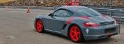 Pilotez la Porsche CAYMAN Cup