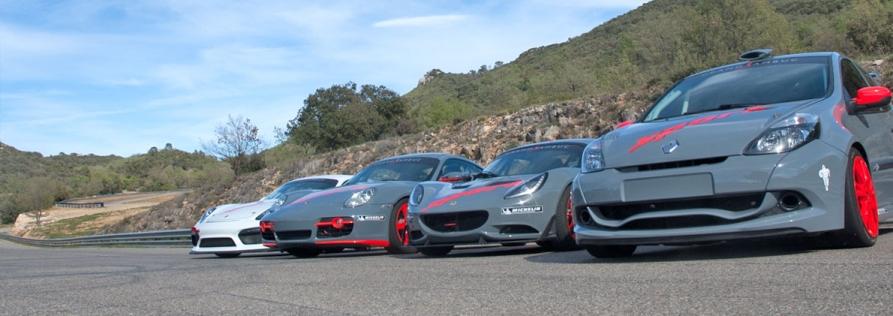 Pilotez la Porsche GT3 Cup